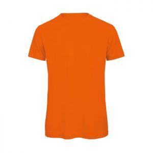 Camiseta de algodón orgánico Hombre Color