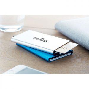 Aluminum RFID card holder