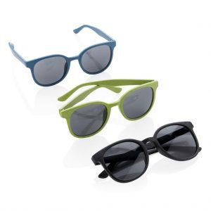 Gafas de sol de fibra de trigo
