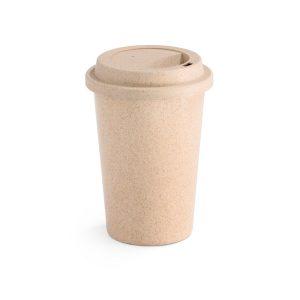 Taza de bambú