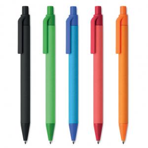 Bolígrafo de papel y PLA
